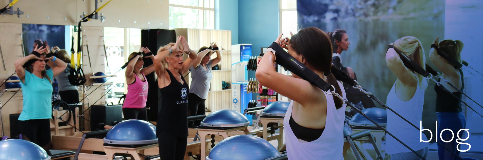 Blog | Club Pilates